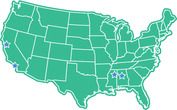 us map of school locations